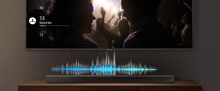 ساندبار های سری Q سامسونگ 2019 با فناوری صوتی جدید و سازگاری با تلویزیون های QLED