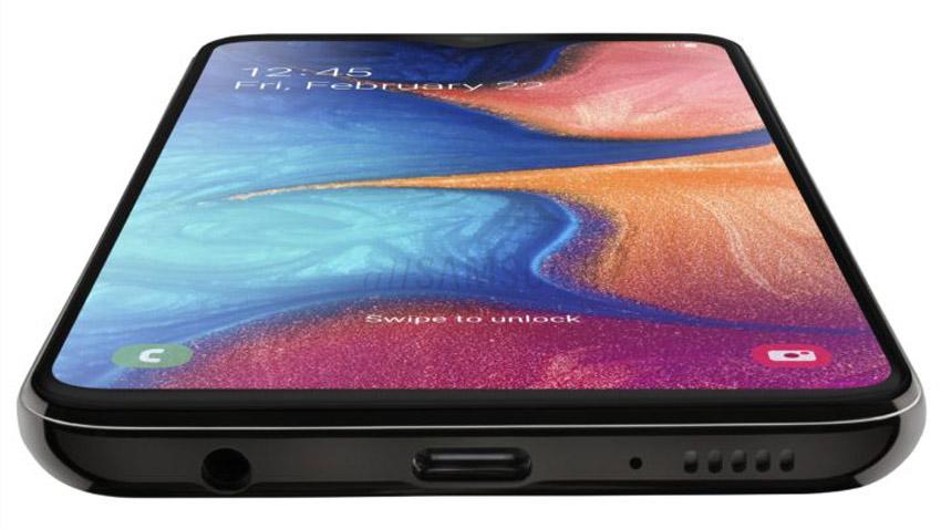 گلکسی A20e با صفحه نمایش TFT همراه با قابلیت های جدید و کاملا متفاوت