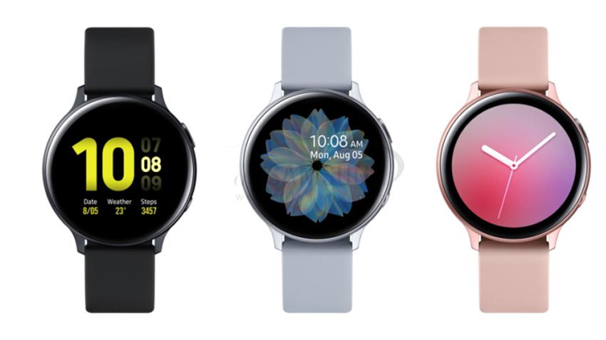 رونمایی از گلکسی واچ اکتیو 2 و ویژگی های طراحی شده برای این ساعت هوشمند