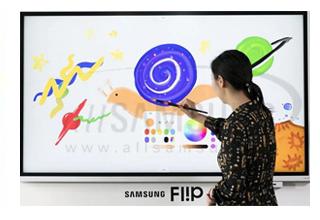 نمایشگر Flip با اندازه و قابلیت های جدید