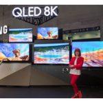 معرفی کوچکترین مدل تلویزیون QLED 8K سامسونگ