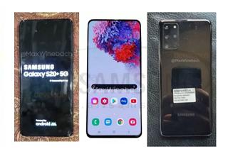 تایید نام گلکسی S20 برای گوشی جدید سامسونگ