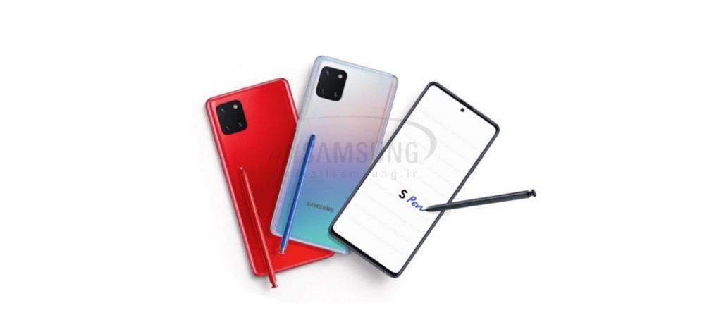 بهترین گوشی های سامسونگ در سال 2020
