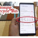 برگرداندن فایل حذف شده از سطل آشغال گوشی سامسونگ
