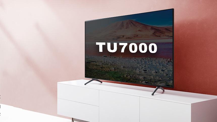 معرفی تلویزیون سامسونگ TU7000