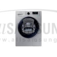 ماشین لباسشویی سامسونگ 7 کیلویی تسمه ای نقره ای Samsung Washing Machine 7kg J1477 Silver
