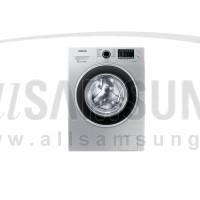 ماشین لباسشویی سامسونگ 8 کیلویی تسمه ای نقره ای Samsung Washing Machine 8kg Q1467 Silver