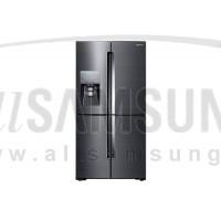 یخچال فریزر ساید بای ساید سامسونگ 34 فوت رومانو مشکی Samsung Side By Side Food Showcase Romano Platinum
