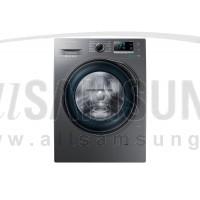 ماشین لباسشویی سامسونگ 8 کیلویی تسمه ای اینوکس Samsung Washing Machine 8kg Q1473 Inox
