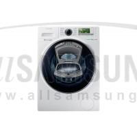 ماشین لباسشویی سامسونگ 12 کیلویی تسمه ای سفید Samsung Washing Machine 12kg H147 White
