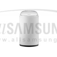 ماشین لباسشویی سامسونگ 3 کیلویی درب بالا WA3 سفید Samsung Washing Machine 3kg WA3 White