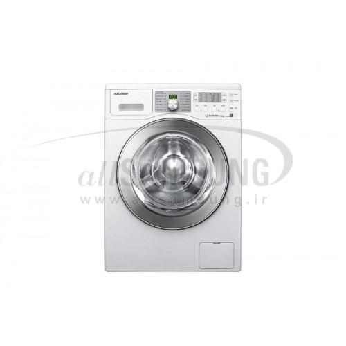 ماشین لباسشویی سامسونگ 7 کیلویی بدون تسمه سفید Samsung Washing Machine 7kg J1440 White