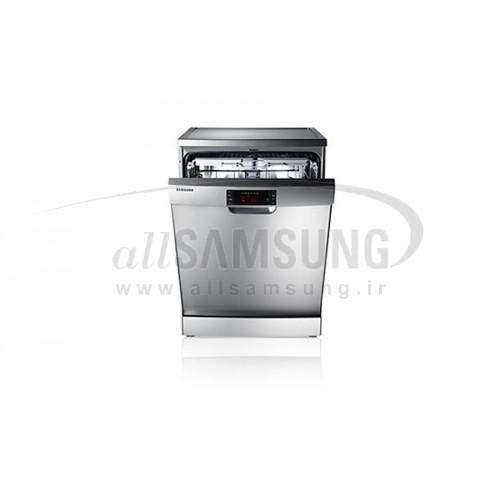 ماشین ظرفشویی سامسونگ 14 نفره مدل D156 استیل ضد لک Samsung Dishwasher D156 Steel