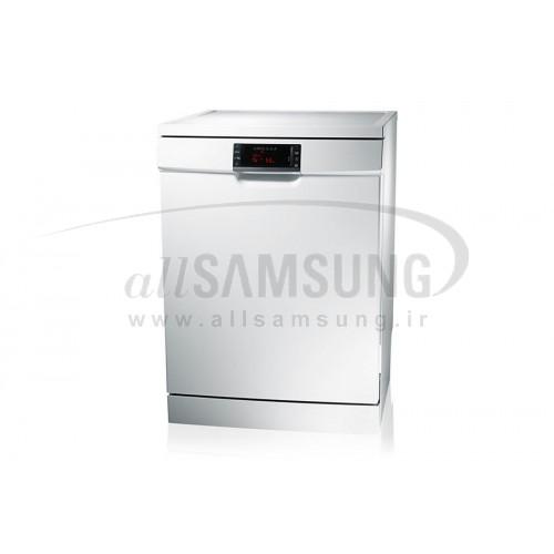 ماشین ظرفشویی سامسونگ 13 نفره مدل D155 سفید Samsung Dishwasher D155 White