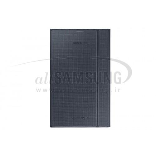 گلکسی تب اس 4-8 سامسونگ بوک کاور مشکی Samsung Tab S 8-4 Book Cover Black