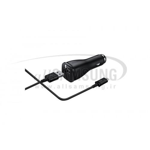 شارژر فندکی پرسرعت سامسونگ Samsung Adaptive Fast Charging Vehicle Charger EP-LN915UB