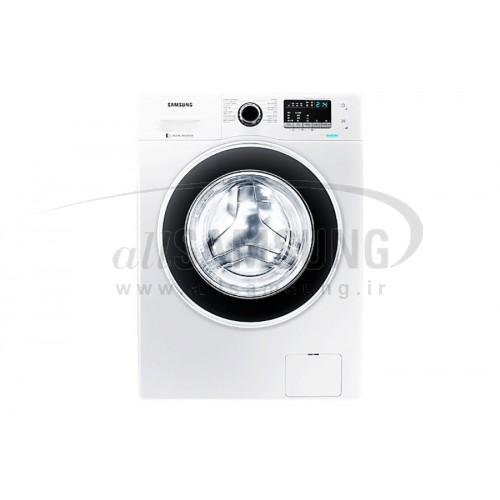 ماشین لباسشویی سامسونگ 6 کیلویی B1253 تسمه ای سفید Samsung Washing Machine 6kg B1253 White