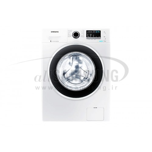 ماشین لباسشویی سامسونگ 8 کیلویی تسمه ای سفید Samsung Washing Machine 8kg Q1256 White