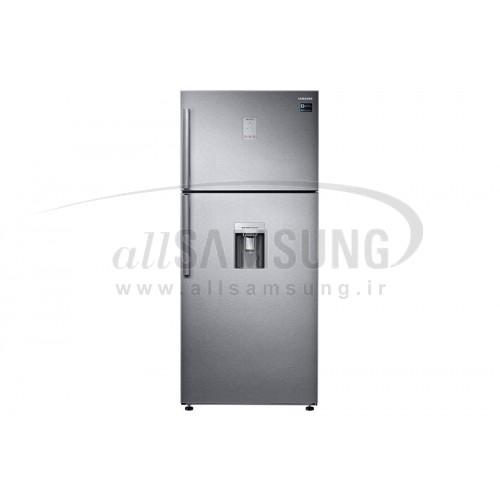 یخچال فریزر بالا سامسونگ 22 فوت آر تی 640 نقره ای Samsung RT640 Silver