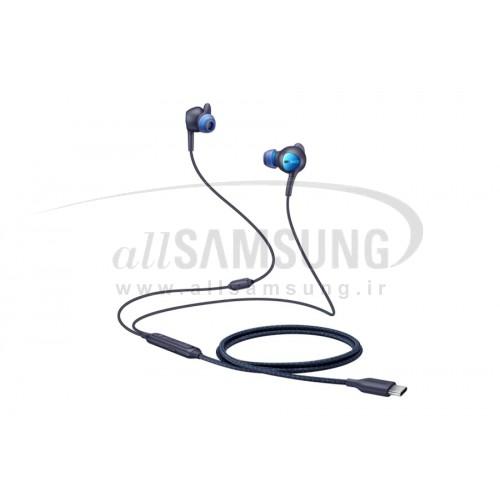 هدفون سامسونگ AKG مشکی Samsung Headphones Type-C Black