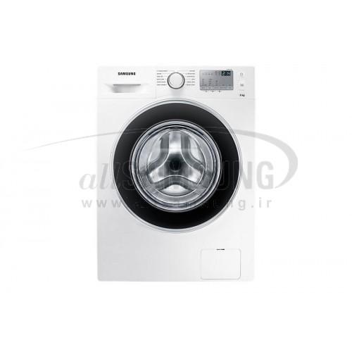ماشین لباسشویی سامسونگ 6 کیلویی B1242 تسمه ای سفید Samsung Washing Machine 6kg B1242 White