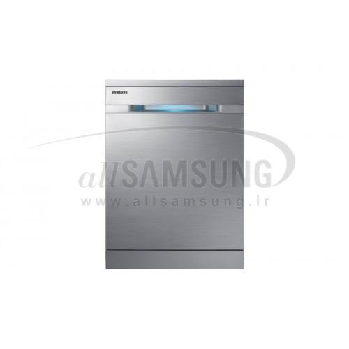 ماشین ظرفشویی سامسونگ 14 نفره مدل D164 استیل Samsung Dishwasher D164 Steel With WaterWall