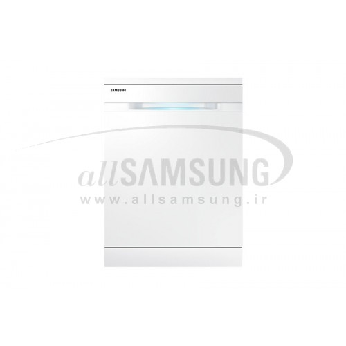 ماشین ظرفشویی سامسونگ 14 نفره مدل D164 سفید Samsung Dishwasher D164 With WaterWall White