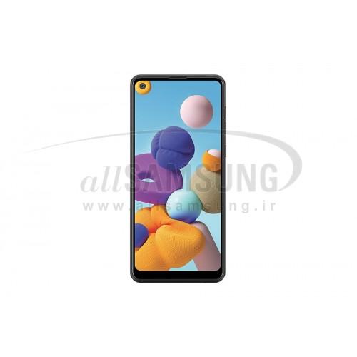 گوشی سامسونگ گلکسی ای 21 دو سیمکارت Samsung Galaxy A21 SM-A215FD