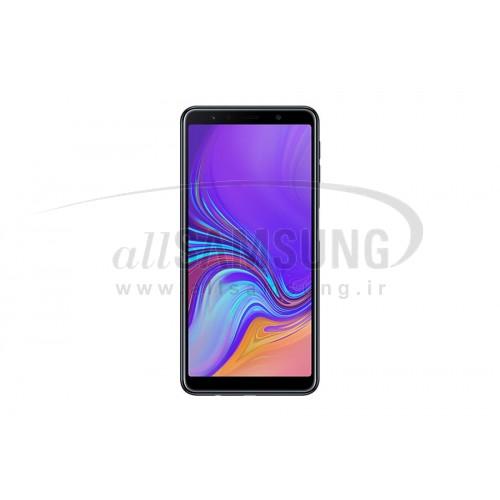 گوشی سامسونگ گلکسی ای 7 دو سیمکارت 2018 Samsung Galaxy A7 2018 SM-A750FD
