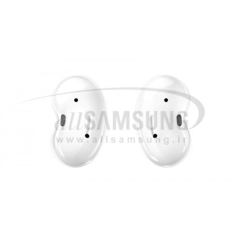 هدفون بی سیم سامسونگ گلکسی بادز لایو سفید Samsung Galaxy Buds Live White SM-R180