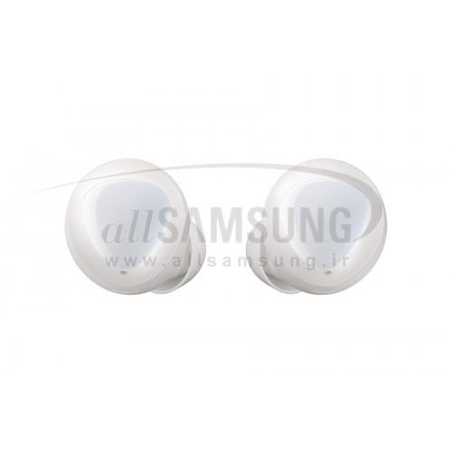 هدفون بی سیم سامسونگ گلکسی بادز سفید Samsung Galaxy Buds White SM-R170