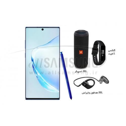 گوشی سامسونگ گلکسی نوت 10 پلاس دو سیمکارت فول پک Samsung Galaxy Note10+ SM-N975FD Full Pack