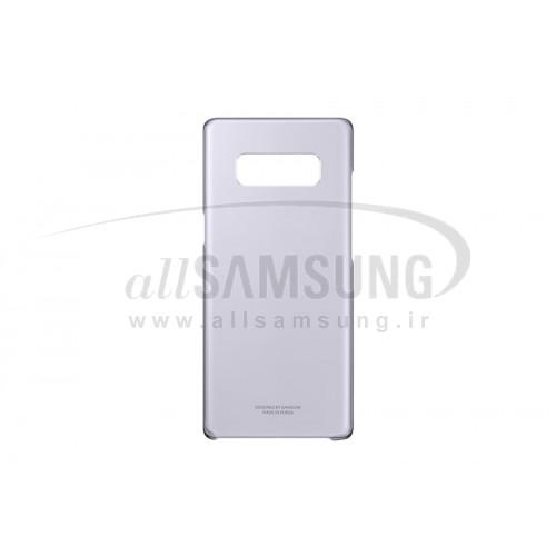 گلکسی نوت 8 سامسونگ کلیر کاور Samsung Galaxy Note8 Clear Cover EF-QN950C