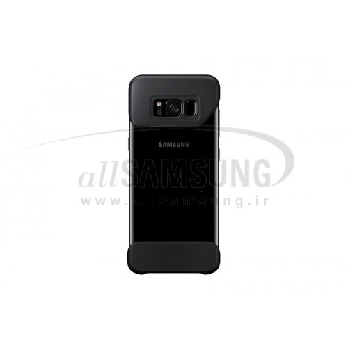 گلکسی اس 8 پلاس سامسونگ کاور دو تکه مشکی Samsung Galaxy S8+ 2Piece cover Black & Black EF-MG955CB