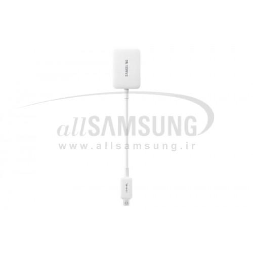 کابل مبدل اچ دی سامسونگ Samsung MHL 2-0 HDTV Adapter