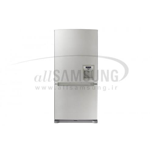 یخچال فریزر پایین سامسونگ 25 فوت آر ال 726 نقرهای Samsung RL726 Silver