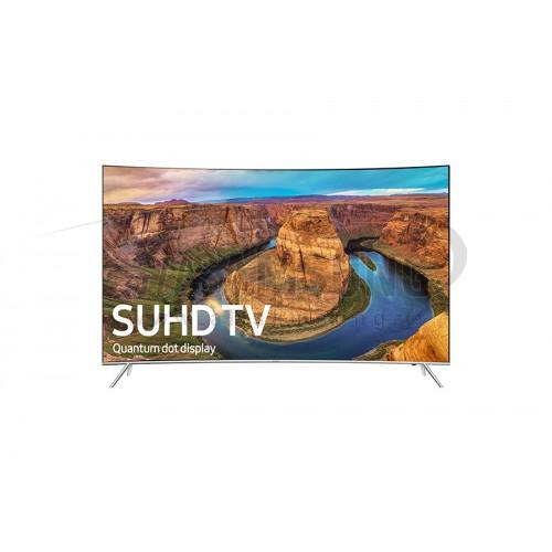 تلویزیون ال ای دی منحنی سامسونگ 55 اینچ سری 8 اسمارت Samsung LED 8 Series 55KS8985 Curved 4K SUHD Smart