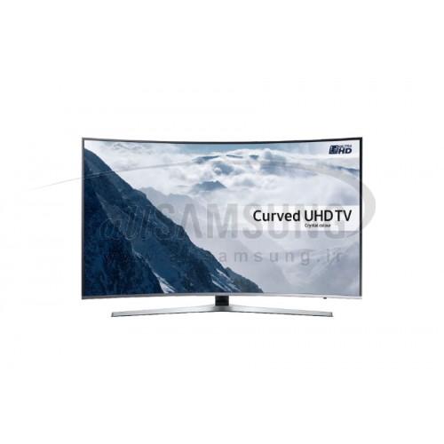 تلویزیون ال ای دی منحنی سامسونگ 65 اینچ سری 7 اسمارت Samsung LED 7 Series 65KU7975 4K Crystal Colour Smart