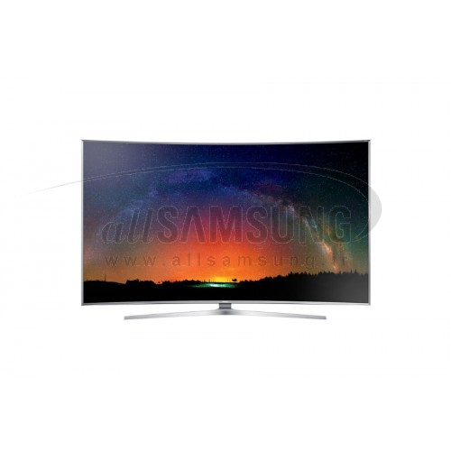 تلویزیون ال ای دی منحنی سامسونگ  78 اینچ سری 10 نانو کریستال اسمارت Samsung LED 78JSC10000 4K Nano Crystal Smart 3D