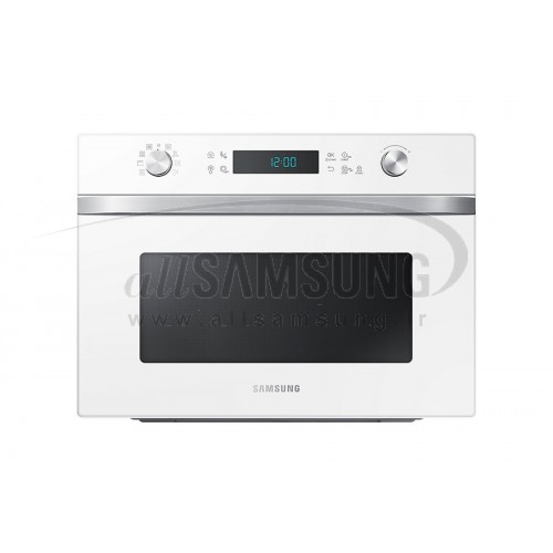 مایکروویو سامسونگ 35 لیتری سامی 12 سفید با کانوکشن Samsung Microwave Sami12 White
