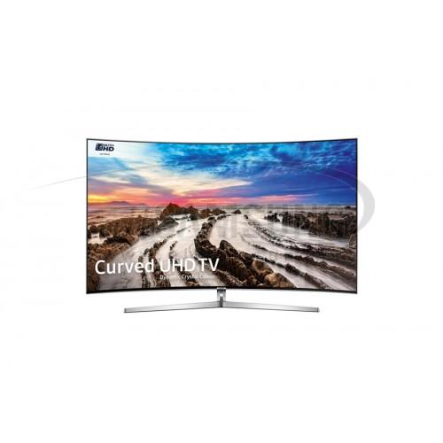 تلویزیون ال ای دی منحنی سامسونگ 55 اینچ سری 10 اسمارت Samsung LED 55MU10000 Curved Ultra HD 4K Smart TV