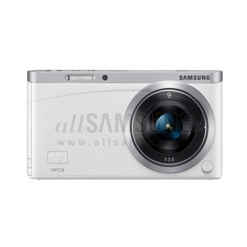 دوربین دیجیتال سامسونگ هوشمند سری NX سفید Samsung Smart Camera NX-F1 Mini White