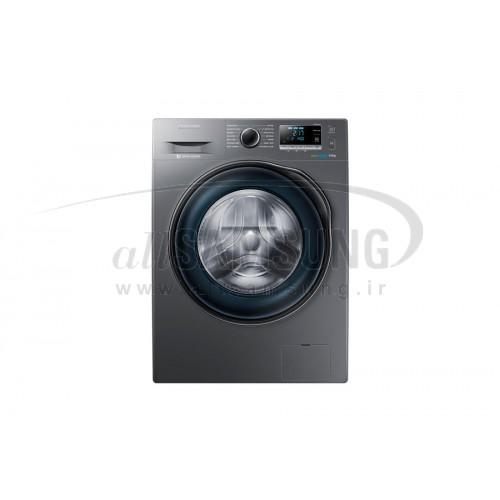 ماشین لباسشویی سامسونگ 9 کیلویی تسمه ای اینوکس Samsung Washing Machine 9kg P1490 Inox