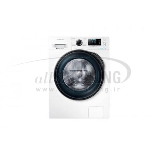 ماشین لباسشویی سامسونگ 9 کیلویی تسمه ای سفید Samsung Washing Machine 9kg P1490 White