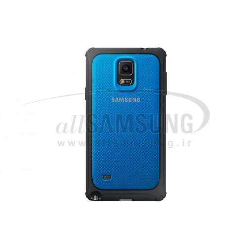 گلکسی نوت 4 سامسونگ پروتکتیو کاور آبی Samsung Galaxy Note4 Protective Cover Blue