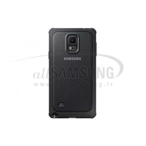 گلکسی نوت 4 سامسونگ پروتکتیو کاور خاکستری Samsung Galaxy Note4 Protective Cover Gray