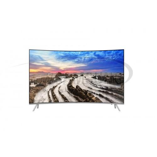 تلویزیون ال ای دی منحنی سامسونگ 55 اینچ سری 8 هوشمند Samsung LED PUHD 4K Curved Smart TV 55MU8995