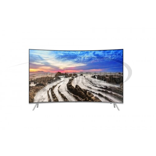 تلویزیون ال ای دی منحنی سامسونگ 65 اینچ سری 8 هوشمند Samsung LED PUHD 4K Curved Smart TV 65MU8995