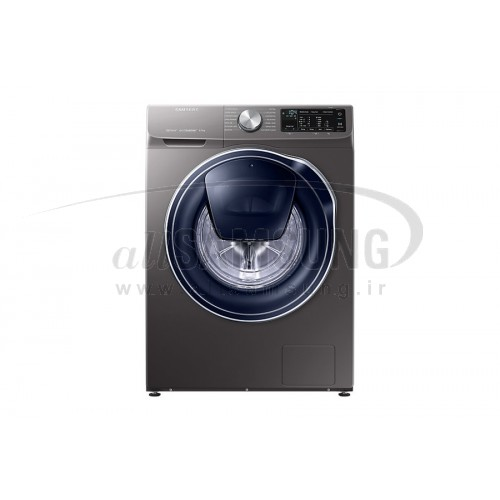 ماشین لباسشویی سامسونگ 8 کیلویی Q152 ادواش اینوکس Samsung Washing Machine 8kg Q152 QuickDrive Inox