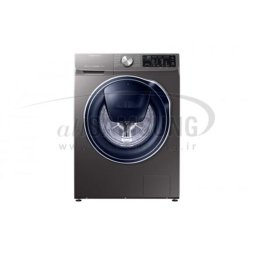 ماشین لباسشویی سامسونگ 9 کیلویی P154 ادواش اینوکس Samsung Washing Machine 9kg P154 QuickDrive Inox